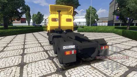 КамАЗ-54115 для Euro Truck Simulator 2