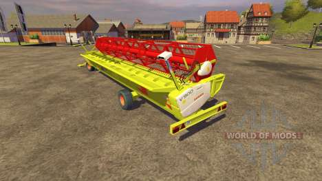 Жатка CLAAS 900 Vario 2008 для Farming Simulator 2013