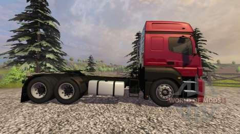 Mercedes-Benz Axor для Farming Simulator 2013
