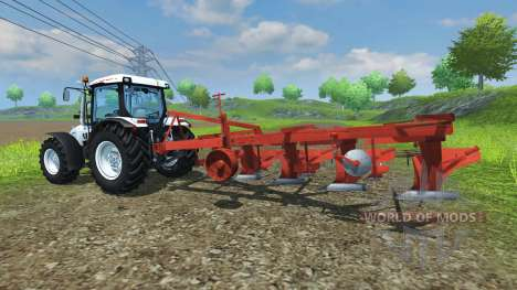 Плуг ПЛН-5-35 для Farming Simulator 2013