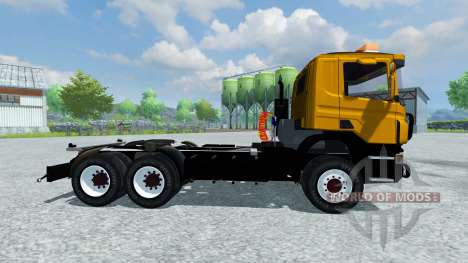 Scania R380B для Farming Simulator 2013