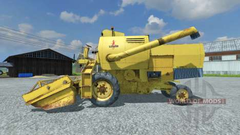 Lizard 7210 для Farming Simulator 2013