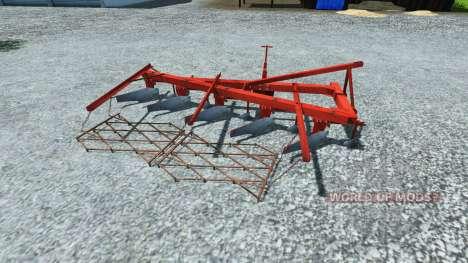 Плуг ПЛН-5-35 для Farming Simulator 2013