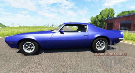 Pontiac Firebird 1970 для BeamNG Drive