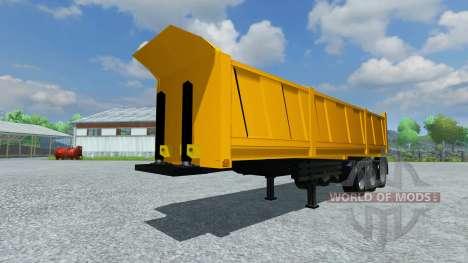 Полуприцепы KOGEL Agroliner для Farming Simulator 2013