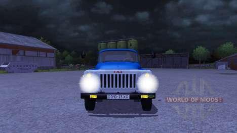 ГАЗ-53 Техуход для Farming Simulator 2013
