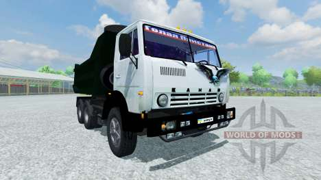 КамАЗ-55111 1990 для Farming Simulator 2013