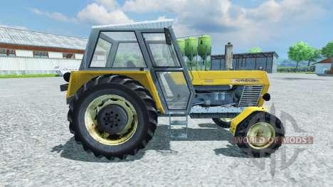 URSUS 1201 v2.0 Yellow для Farming Simulator 2013