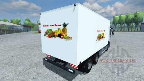 Грузовой автомобиль Koffer для Farming Simulator 2013
