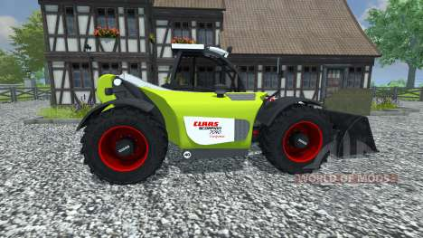 Погрузчик CLAAS Scorpion 7040 VariPower v 2.1 для Farming Simulator 2013