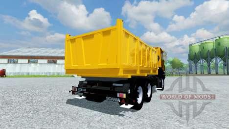 Scania P420 для Farming Simulator 2013