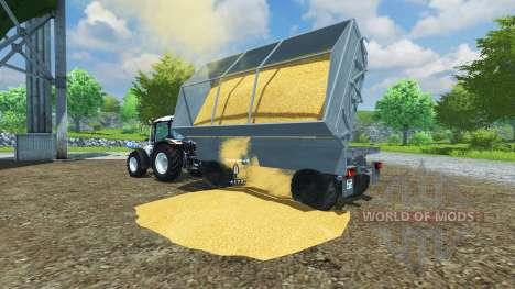 Прицеп Fortschritt HW60 v2.0 для Farming Simulator 2013