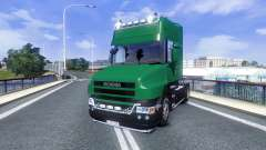 Scania T500 Mark 2 black parts