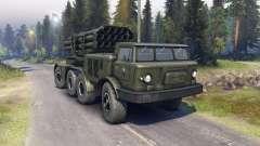 ЗиЛ-135ЛМ (9П140)