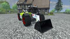 Погрузчик CLAAS Scorpion 7040 VariPower v 2.1