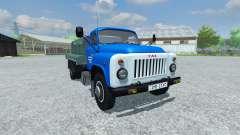 ГАЗ-53 Техуход