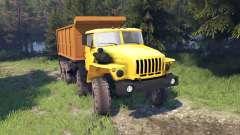 Урал-6614