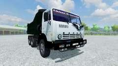 КамАЗ-55111 1990