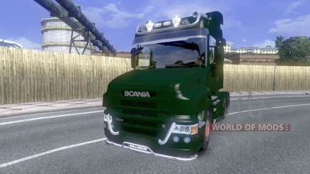 Scania T500 Mark 2 fully colorable для Euro Truck Simulator 2