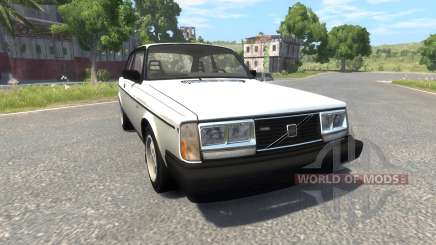 Volvo 242 Turbo Evolution для BeamNG Drive