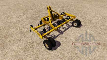 Культиватор Agrisem для Farming Simulator 2013