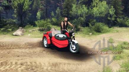 ИЖ Планета-5 для Spin Tires