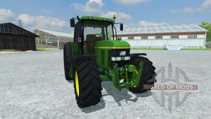 John Deere 6610 для Farming Simulator 2013