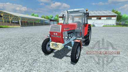 URSUS 1201 v2.0 Red для Farming Simulator 2013