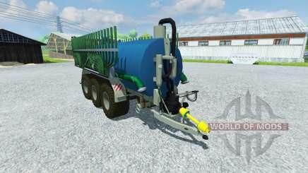 Прицеп Garantptr 25000 Profi для Farming Simulator 2013