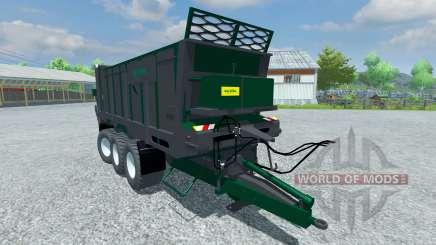 Прицеп Tebbe HS 320 для Farming Simulator 2013