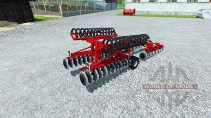 Борона Vicon Discotiller XR 6.3 для Farming Simulator 2013
