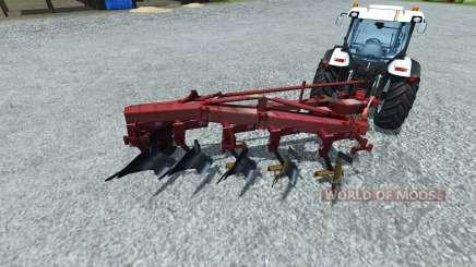 Плуг Kuhnerkw для Farming Simulator 2013