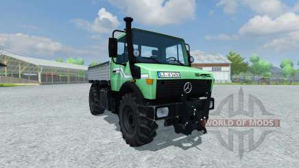 Mercedes-Benz Unimog 1450 для Farming Simulator 2013