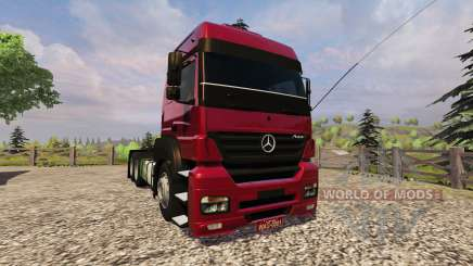 Mercedes-Benz Axor для Farming Simulator 2013
