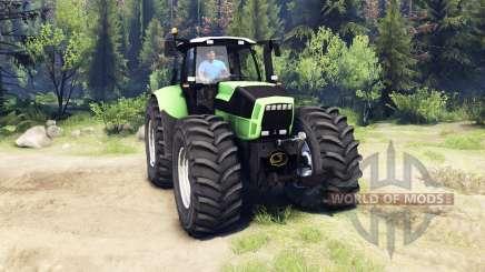 Deutz-Fahr Agrotron X 720 для Spin Tires