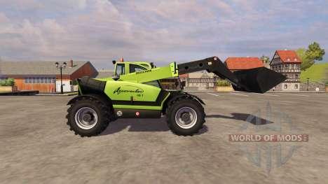 Погрузчик Deutz-Fahr Agrovector 30.7 для Farming Simulator 2013
