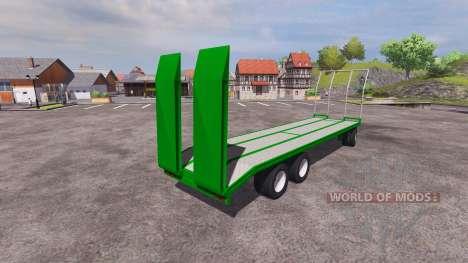Транспортный прицеп для Farming Simulator 2013
