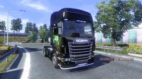 Звук замедления для Euro Truck Simulator 2