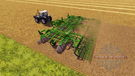 Культиватор John Deere 635 для Farming Simulator 2013