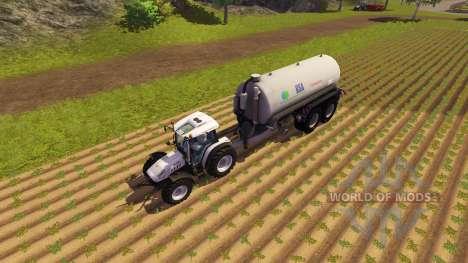 Прицеп-цистерна BSA Pumptankwagen 1997 для Farming Simulator 2013
