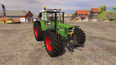 Fendt Favorit 615 LSA 1991 для Farming Simulator 2013
