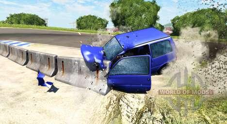ВАЗ-1111 для BeamNG Drive