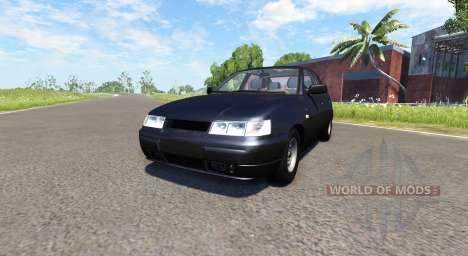 ВАЗ 2112 для BeamNG Drive