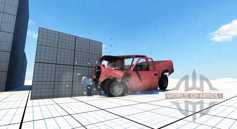 Particle Overhaul v2.0 для BeamNG Drive