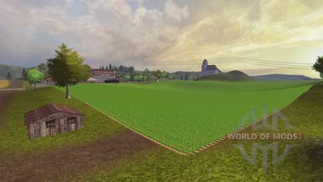 Orginal Pulen Map v1.01 для Farming Simulator 2013