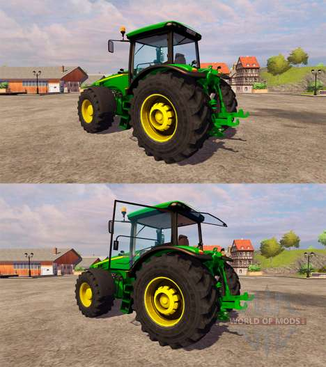 John Deere 8360R 2011 v1.5 Final для Farming Simulator 2013