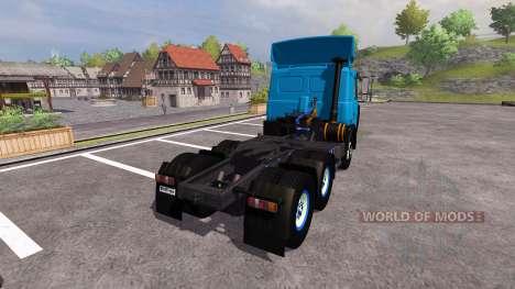 МАЗ-6422 v2.0 для Farming Simulator 2013