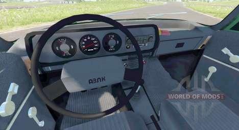 Москвич-2140 для BeamNG Drive