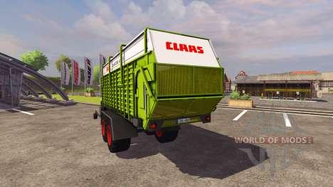 Прицеп CLAAS Quantum 6800S 2004 для Farming Simulator 2013