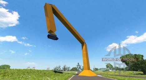 Dm-Crane для BeamNG Drive